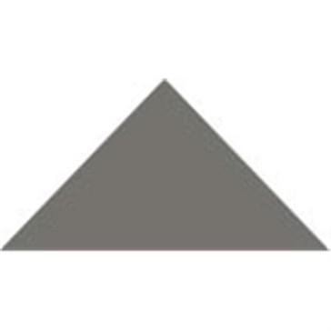 7712V Плитка треугольная Revieval Grey Triangle 5x3,6x3,6