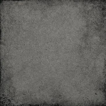 24398 Art Nouveau Charcoal Grey 20x20