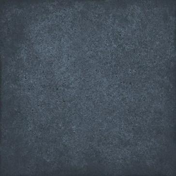 24397 Art Nouveau Navy Blue 20x20