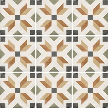24400 Art Nouveau Empire Colour 20x20