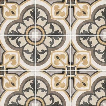 24402 Art Nouveau Majestic Colour 20x20