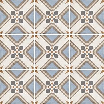 24403 Art Nouveau Turin Colour 20x20
