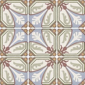 24404 Art Nouveau Viena Colour 20x20