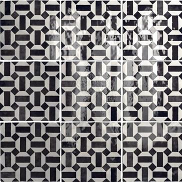 24514 Artisan Lunas B&W 13,2x13,2