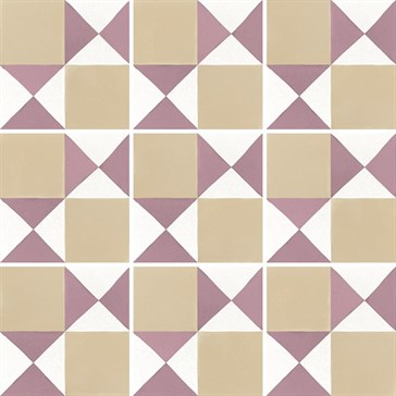 22114 Caprice Deco Chess Colours 20x20