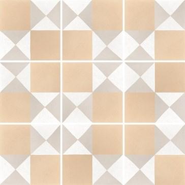22106 Caprice Deco Chess Pastel 20x20