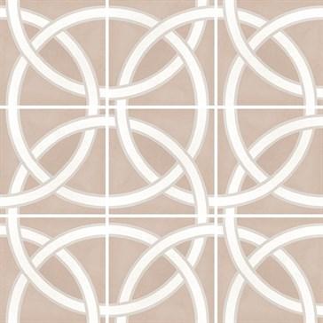 22108 Caprice Deco Loop Pastel 20x20