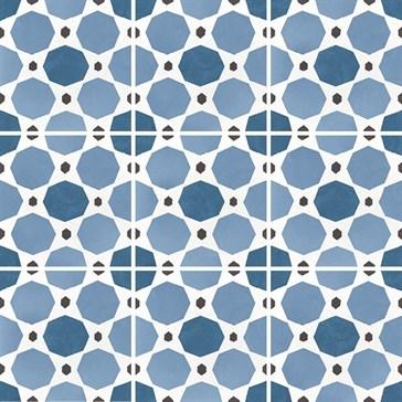 22118 Caprice Deco Sapphire Colours 20x20
