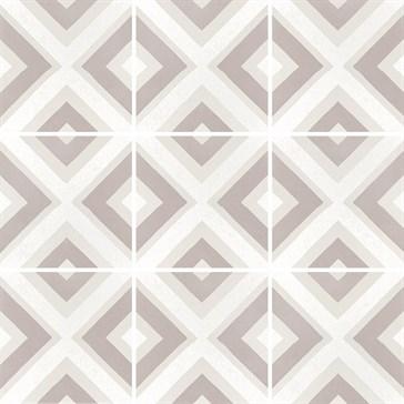 22111 Caprice Deco Square Pastel 20x20