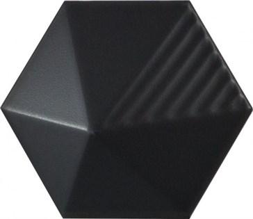 23029 Umbrella Black Matt 10,7x12,4