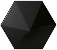 24430 Oberland Black Matt 10,7x12,4