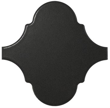21934 Scale Alhambra Black Matt 12x12