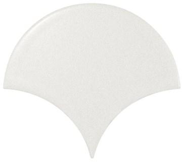 21977 Scale Fan White Matt 10,6x12