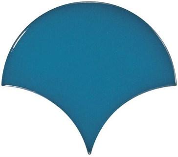 23841 Scale Fan Electric Blue 10,6x12