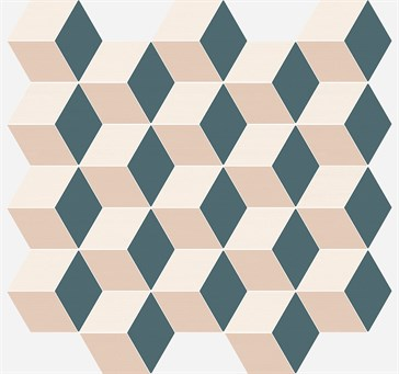 Element Mosaico Cube Cold Моз. Куб Колд 30,5x33