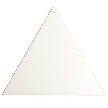 218237 Triangle Layer White Matt 15x17