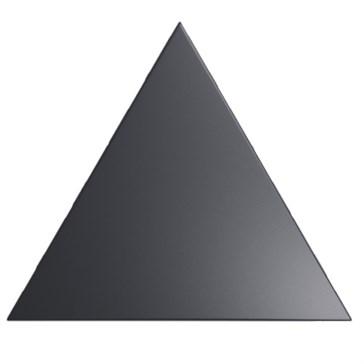 218238 Traingle Layer Black Matt 15x17