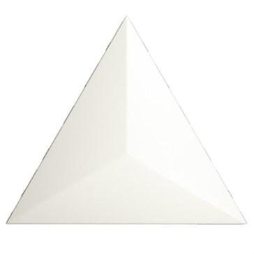 218241 Traingle Level White Matt 15x17