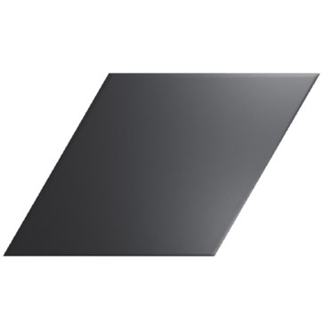 218254 Diamond Area Black Matt 15x25,9