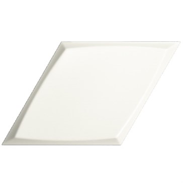 218268 Diamond Zoom White Matt 15x25,9