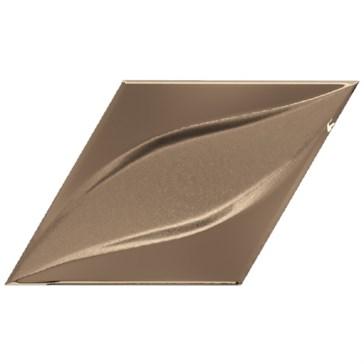 218349 Diamond Blend Copper Laser Glossy 15x25,9