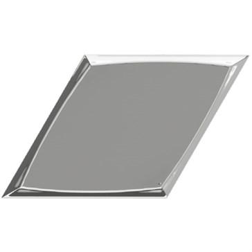 218354 Diamond Zoom Silver Glossy 15x25,9
