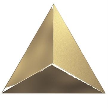 218362 Traingle Level Gold Laser Glossy 15x17