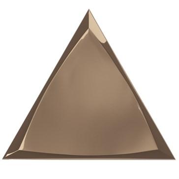218370 Traingle Channel Copper Glossy 15x17