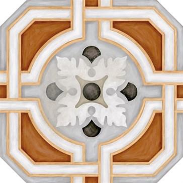 Octogono Zimer Multicolor 20х20