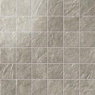 Aluminum Mosaic Lap / Алюминиум Мозаика Лаппато 30x30