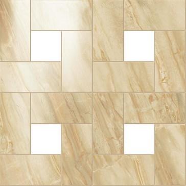 Elegant Honey Mosaic Lap / Элегант Хани Мозаика Лап. 45x45