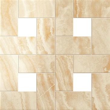 Honey Amber Mosaic Lap / Хани Амбер Мозаика лап.45x45