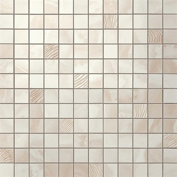 Pure White Mosaic / Пьюр Вайт Мозаика 30,5x30,5
