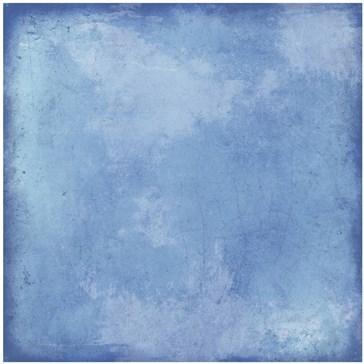 Plain Blue 20x20
