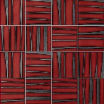 Glossy Rubino 29x29