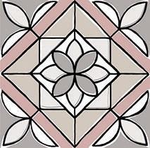 Rosa 03 15x15