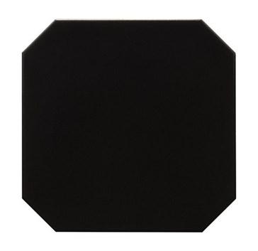 ADPV9003 Pavimento Octogono Negro 15x15