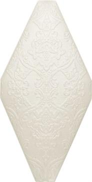 ADNE8104 Rombo Acolchado Textil Nacar 10x20