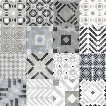 Play Labyrinth Mix Grey 20x20