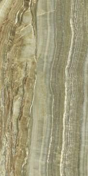 UO6L157558 Green Onyx Vein Cut 75x150 LS