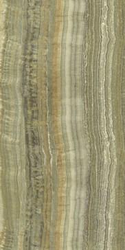 UO6SK37558 Green Onyx Vein Cut 37,5x75 SK