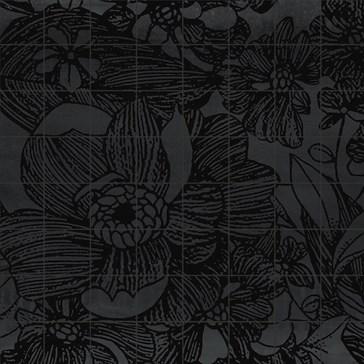 Ironstone Ghisa Mosaico Flora 37,5x37,5