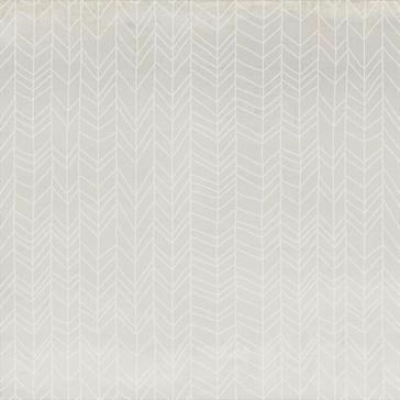 Ironstone Bianco Decoro Tribale 75x75