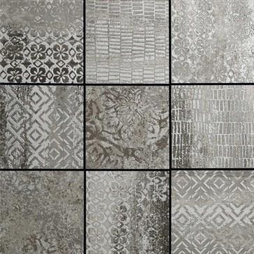 Re_Solution Linen Mosaico Blend 37,5x37,5