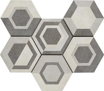 Rewind Decoro Geometrico Freddi 21x18,2