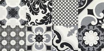 Fantasy Bianco Decoro Vintage 30x60