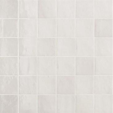 Melange Bianco Glossy 10x10