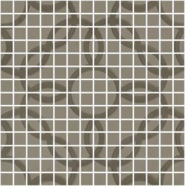 Tactile Terra Mosaico Deco 40x40