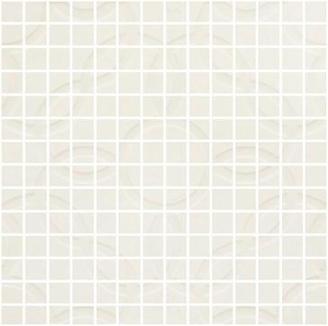Tactile Titanio Mosaico Deco 40x40
