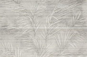 Tactile Titanio Decoro Garden 80x120